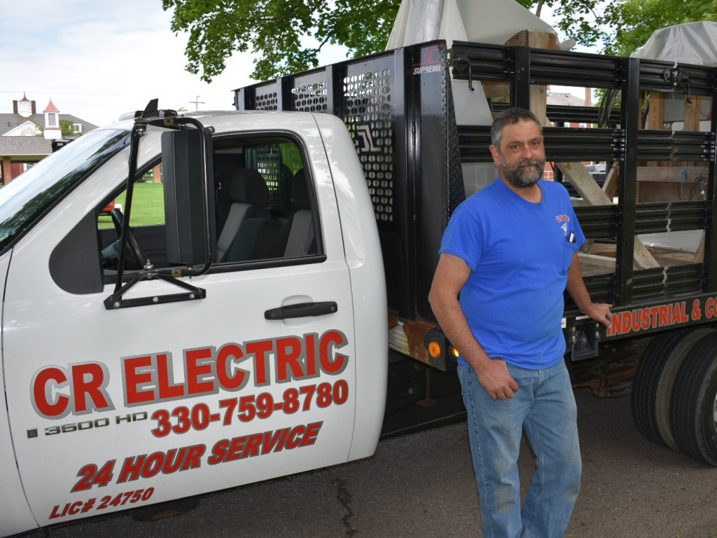 Bill Martin, CR Electric electrician