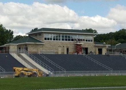 NECA-IBEW supports Rayen Stadium | NECA IBEW Electricians