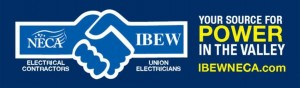 NECA-IBEW Electricians proudly supports high school sports throughout Youngstown and Warren communities.