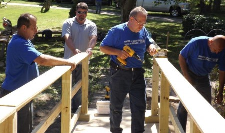 NECA-IBEW Electricians Day of Caring