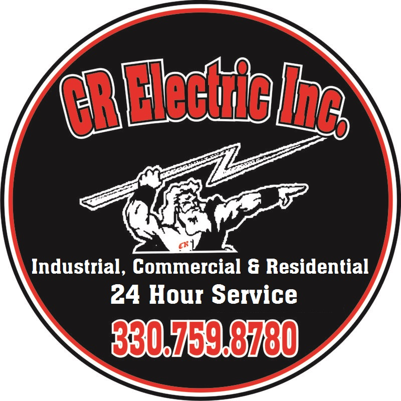 CR Electric logo