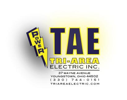 Tri-Area Electric Logo