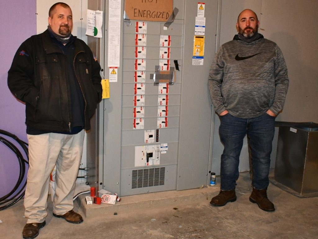 dickey electric project managers