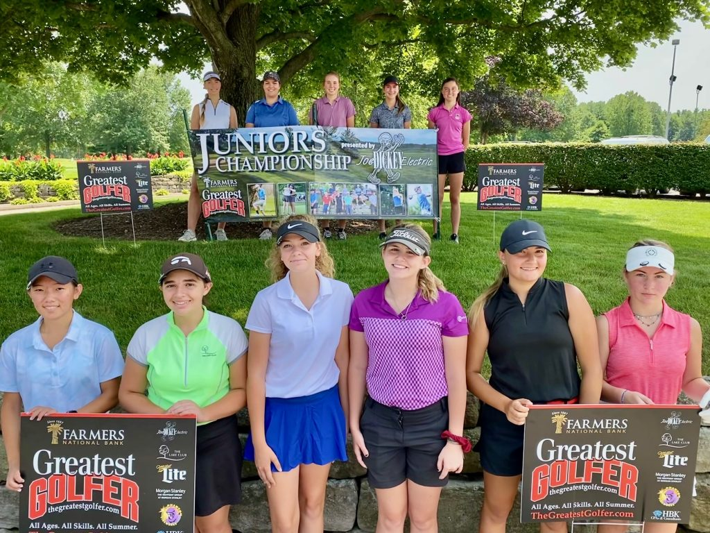 Greatest Golfer girls