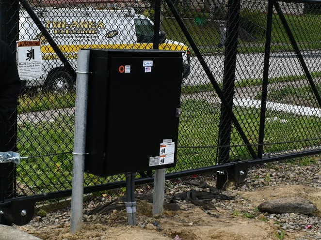 Potential Development electrical box