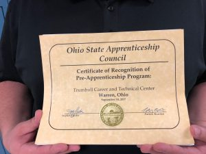 TCTC - pre-apprenticeship program