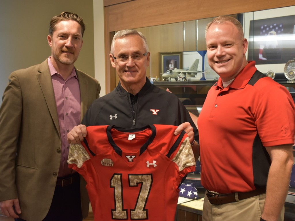 YSU Jersey Auction NECA-IBEW Electricians