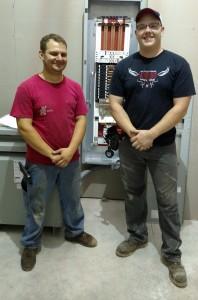 NECA IBEW electricians in Boardman