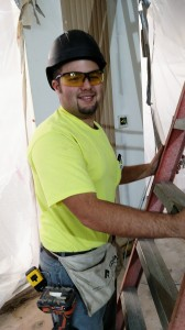 Cody Hilliard Youngstown apprentice electrician IBEW Local 64