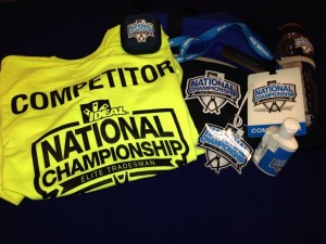 cody hilliard and Ideal National Championship