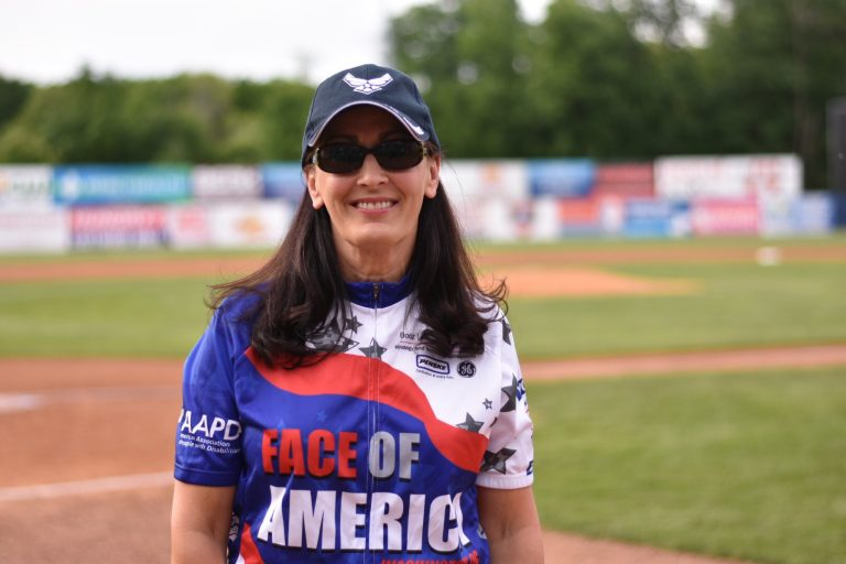 Bonnie Esposito, office manager for Mahoning Valley NECA