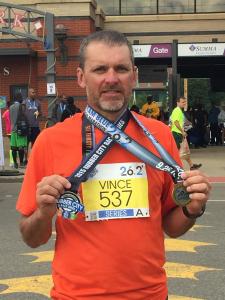 VEC Youngstown Marathon Vince Gould